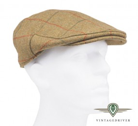 Balmoral Flatcap Tweed